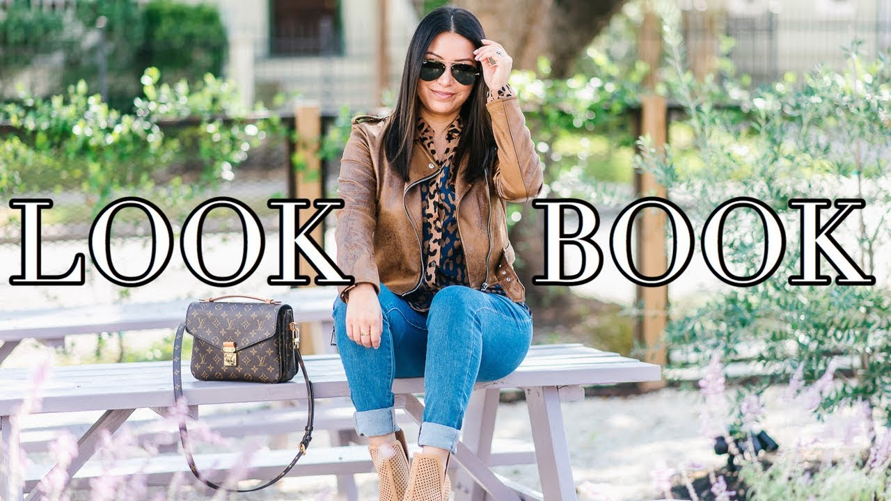 [VIDEO] - FALL LOOKBOOK - Casual Fall Outfit Ideas | LuxMommy 7