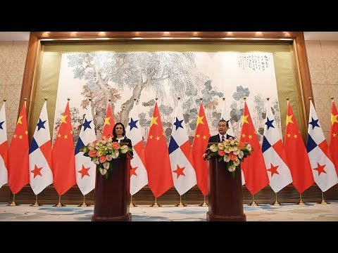 China, Panama sign joint communique in Beijing