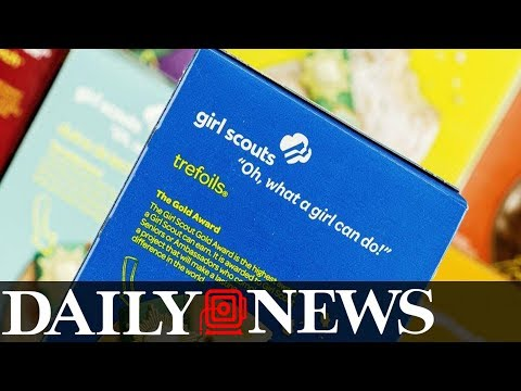 Girl Scout burned for selling cookies news pot shop
