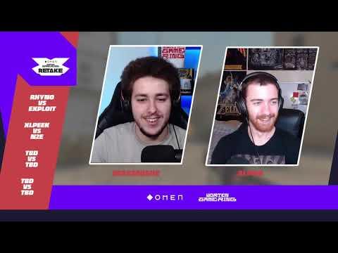 [VOD] Final Four Dia 1 - OMEN WGR Retake T2