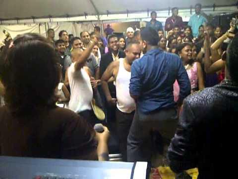 Trinidad Wedding- Beena Sangeet
