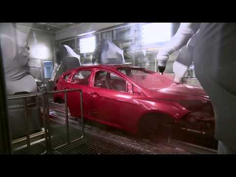 Ford produziert einmillionsten Ford Focus der aktuellen Modellgeneration in Europa