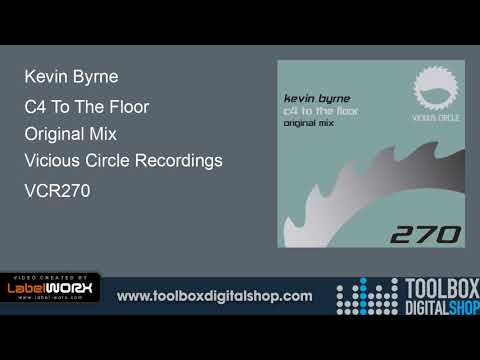 Kevin Byrne - C4 To The Floor (Original Mix)