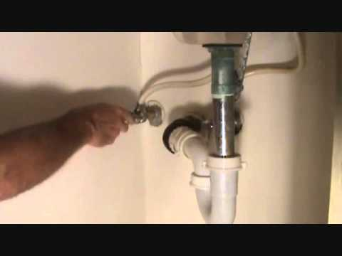 Which Way Do I Loosen A Plumbing Nut Youtube