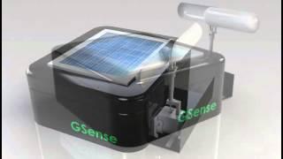 GSense Mini Solar Hybrid Development platform