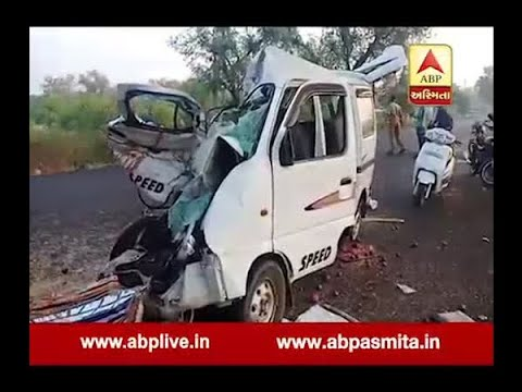 Four Died in Car And Truck Accident In Padra Vadodara