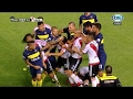 Fights between the players of Boca and River in the first super classic of 2017 - New 1018