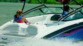 2014 Yamaha AR192 Boat