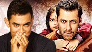 OMG! Aamir Khan was the FIRST CHOICE for Bajrangi Bhaijaan