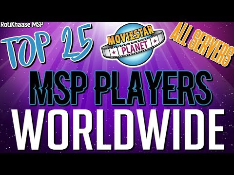 Highest Level MSP Players Worldwide [All Servers] 2017
