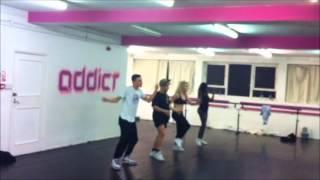 Cham-Wine Pon Di Buddy-Dancehall Choreography By Llewyn Dixon