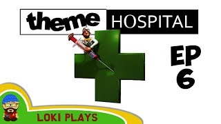 Classic Theme Hospital Let's Play - EP6 - Elvis has Entered The Building