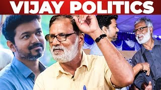 """""""Thalapathy Vijay Political Entry's Advantages"""" Pro Riaz K Ahmed Opens Up"""