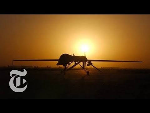 In Speech, President Obama Talks Drone War Policy | The New York Times