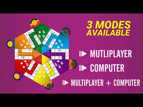 LUDO SIX PLAYER | UPDATED VERSION