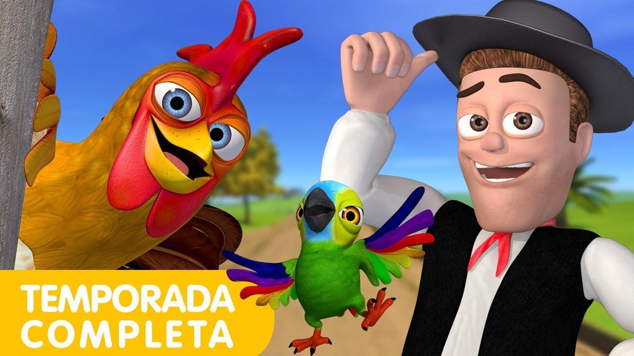 Ver La Granja de Zenón Temporada completa – ¡TODOS LOS EPISODIOS! | El Reino Infantil en Español