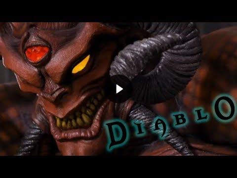 NEW DIABLO LEAK:  Blizzcon Reveals DIABLO 1 REMASTER??!