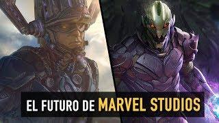 Todo sobre el futuro de Marvel Studios