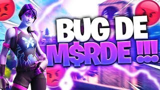 WHEN A BUG MAKES RAGEQUIT A PLAYER...! (Fortnite: Battle Royale)