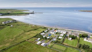Strand Camping, Doonbeg, Co Clare, Ireland - the Campers' Campsite