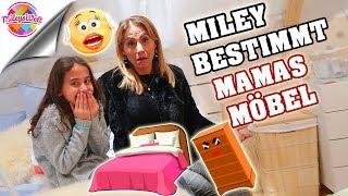 MILEY BESTIMMT MAMAS MÖBEL -  TOP oder FLOP? - Mileys Welt