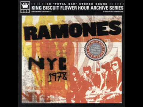 07 You're Gonna Kill That Girl - The Ramones LIVE NYC 1978 mp3