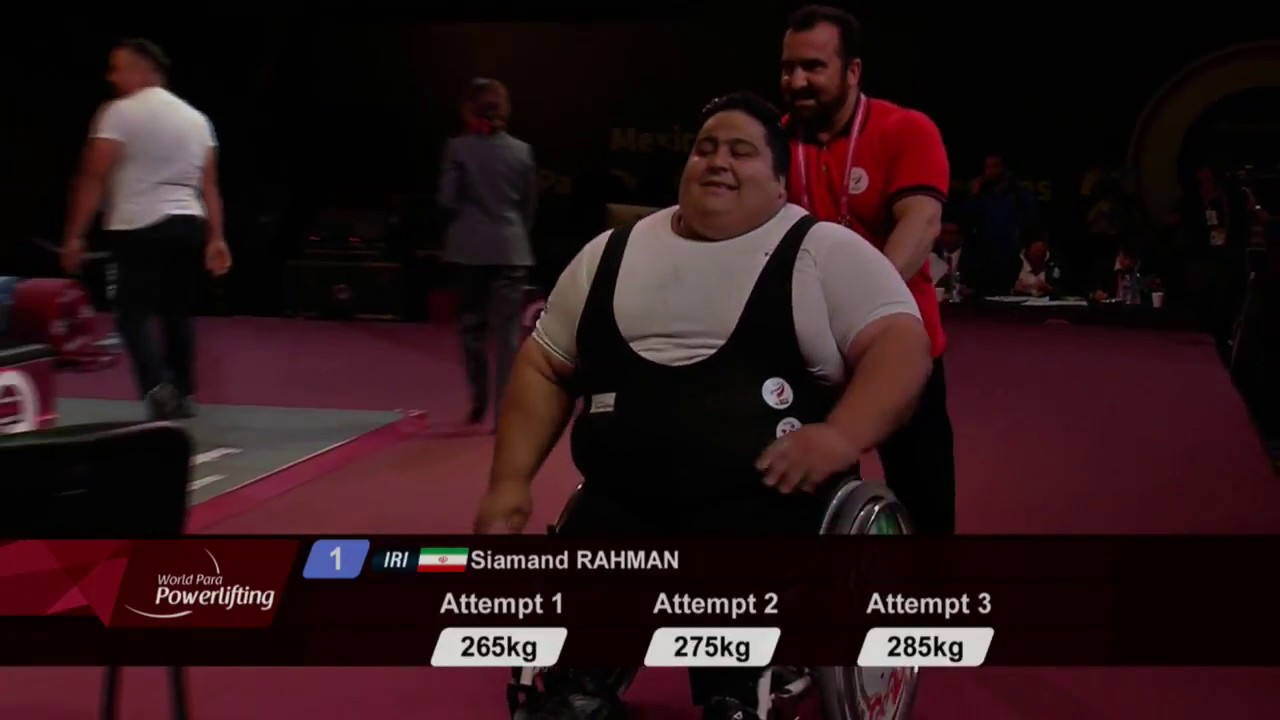 siamand rahman gold men s over 107kg mexico city 2017 world
