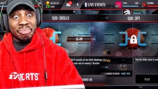 QJB LIVE EVENTS CHALLENGE! BEAT SCORES FOR CHANCE @ ELITE! NBA Live Mobile 16 Gameplay Ep. 92 Video