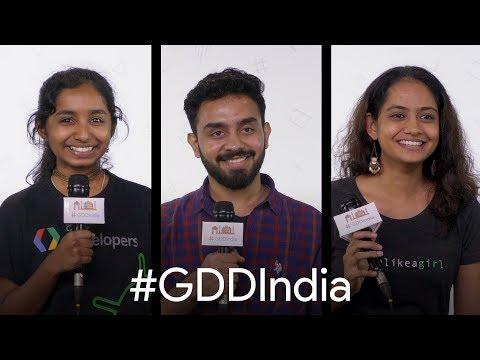 The Developer Community (GDD India '17)
