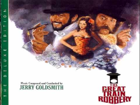 Jerry Goldsmith - The Great Train Robbery - Soundtrack Music Suite