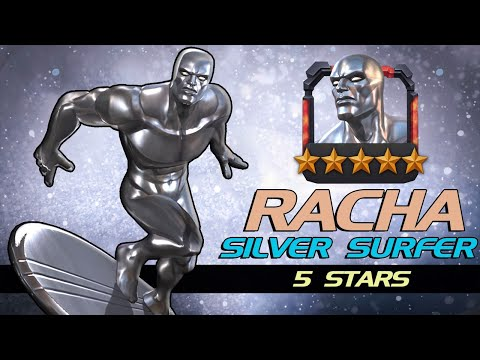 RACHA SILVER SURFER 5 stars | NO UNITS | Marvel Contest of Champions