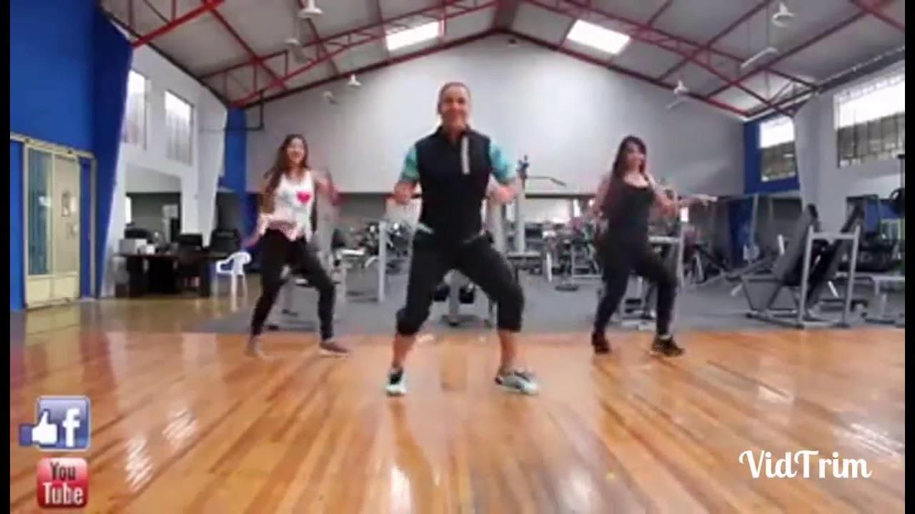 Quema calorias bailando | entrenamiento efectivo aerobico