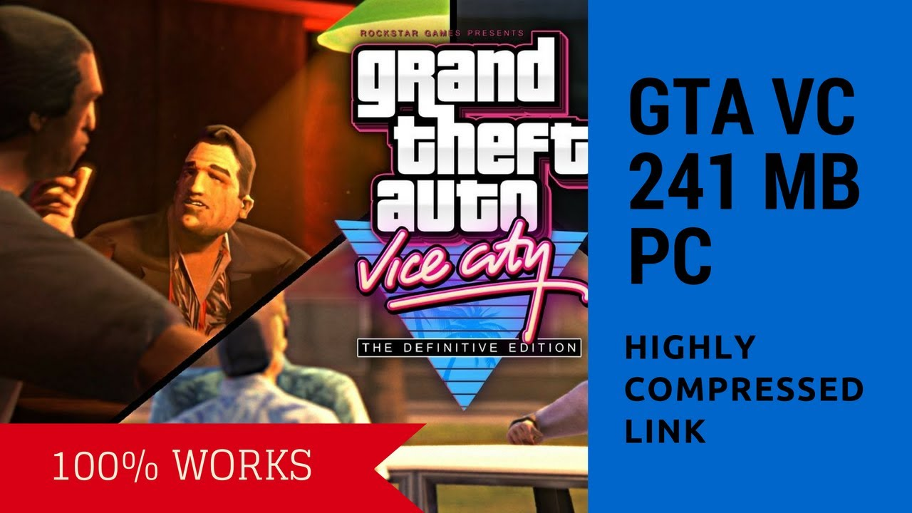 gta vice city ripped pc game free download 242 mb