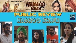 Nadhoo Khan Movie Public Review   Harish Verma, Wamiqa Gabbi   Punjabi Mania