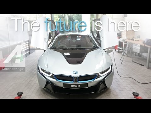 Review BMW i8 Indonesia by AutonetMagz