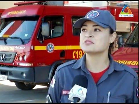 (JC 06/01/16) Conheça Mais O Trabalho Do Corpo De Bombeiros