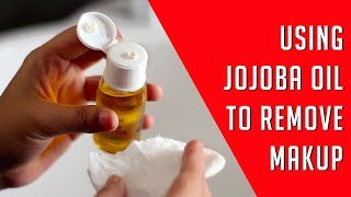 How To Use Jojoba Oil For Removing Makeup & Cleaning Your Makeup Brushes