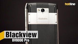 Blackview BV8000 Pro — обзор защищенного смартфона