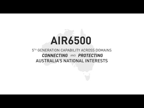 AIR 6500: Australia's Joint All Domain Air Battle Management System