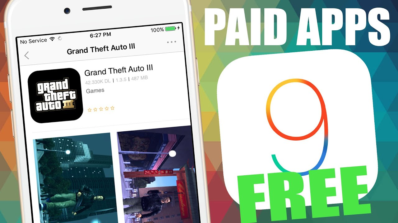 how to download paid apps for free ios