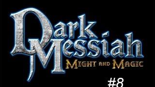 Прохождение игры Меч и магия Тёмный Мессия (Честный бой) 8