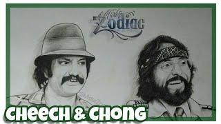 chong from cheech and chong drawing lesson