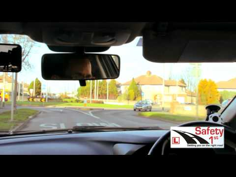 Roundabouts - Safety 1st Driving School Dublin