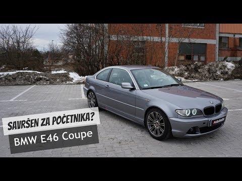 Test: BMW E46 Coupe - SAVRŠEN ZA POČETNIKA?