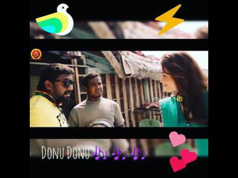 Donu Donu Telugu song Maas Movie Dhanush|Kajal