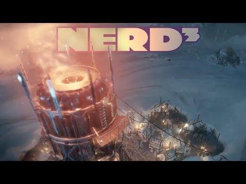 Nerd³ Warms a Globe - Frostpunk - 9 May 2018