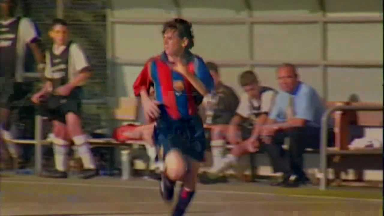 440910cee259bf Lionel Messi - From Youth To A Nightmare....[HD] - YouTube