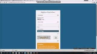 Registrasi Awal Pendaftaran Diklat Online+Voice Guide (POLTEKPEL SURABAYA)