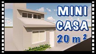 MINI CASA 20 m²