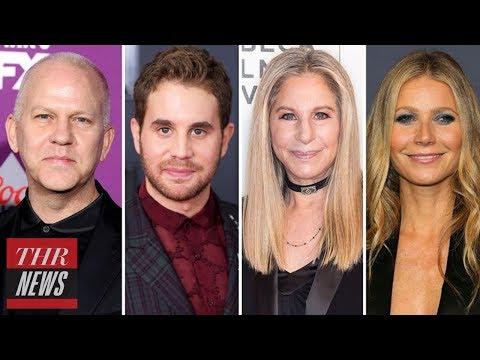 Ryan Murphy's 'The Politician' to Star Ben Platt, Barbra Streisand, Gwyneth Paltrow | THR News